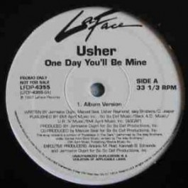 Usher - One Day You´ll Be Mine