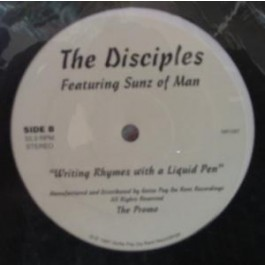 The Disciples - Writing Rhymes With A Liquid Pen