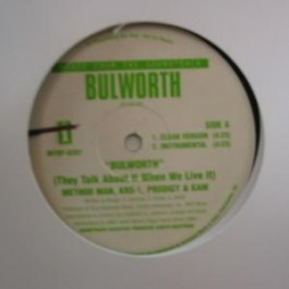 Method Man Krs One, Prodigy - Bulworth ( They Talk...)