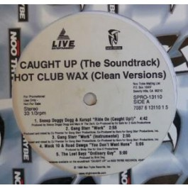 V.A. - Caught Up OST - Ft snoop doggy dogg, killah priest, mack1