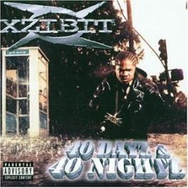 Xzibit - 40 Dayz & 40 Nights