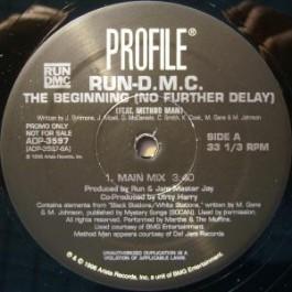Run-DMC - The Beginning (No Further Delay)
