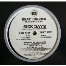 Beat Junkies feat. L.M.N.O. - Sick Days