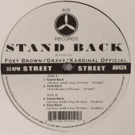 Various - Stand Back