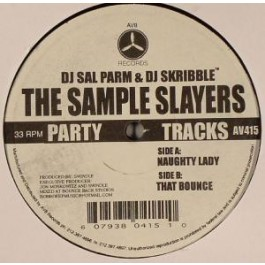 Sal Parm - The Sample Slayers