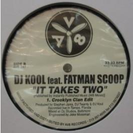 DJ Kool - It Takes Two