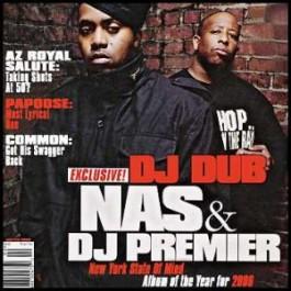 DJ Dub - Nas & Dj Premier (NY State Of Mind)