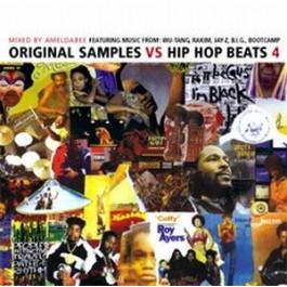 Ameldabee - Original Samples vs Hip Hop Beats 4