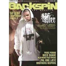 Backspin #65 - Mai Juni 2005
