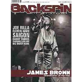 Backspin #68 - September  2005