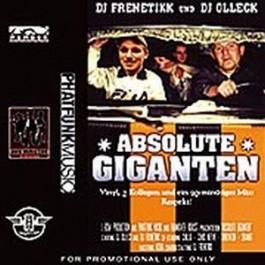 DJ Frenetik & DJ Olleck - Absolute Giganten