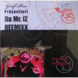 Graf Bar - Da Mr. Iz Reemixx CD