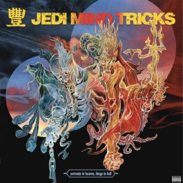 Jedi Mind Tricks - Servants In Heaven, Kings In Hell (Orange Vinyl)