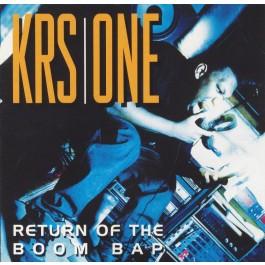 "KRS-One - Return of The Boom Bap (2LP+7"")"