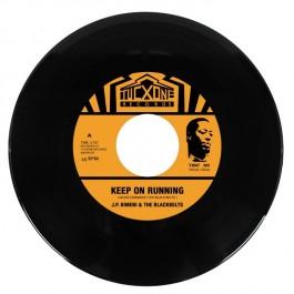 J.P. Bimeni & The Black Belts - Keep On Running / I Miss You