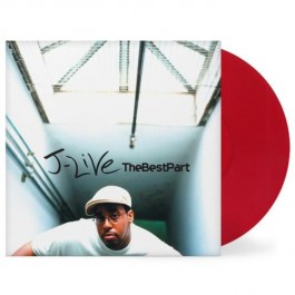 J-Live - The Best Part (Red Vinyl)