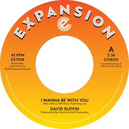 David Ruffin - I Wanna Be With You/Still In Love With You (Reissue)