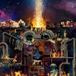 Flying Lotus - Flamagra (Special Pop-Up Gatefold 2LP+MP3)