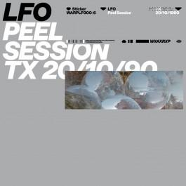 "LFO - Peel Session (12""+MP3)"