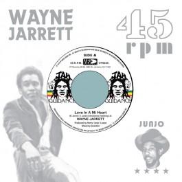 Wayne Jarrett / The Roots Radics - Love In A Mi Heart
