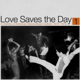 Various - Love Saves The Day/History Dance Music 1970-79 Pt1