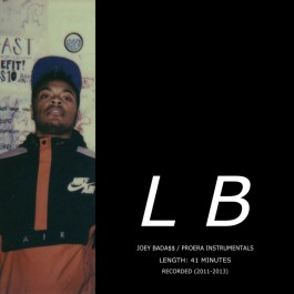 Lee Bannon - Joey Bada$$ / Pro Era (Instrumentals)