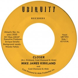 Mike James Kirkland and Cold Diamond & Mink - Closer