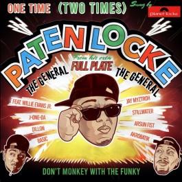 Paten Locke - One Time (Two Times)