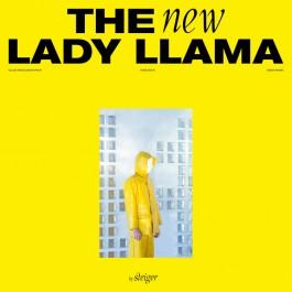 Steiger - The New Lady Llama (White+Blue Marbled Vinyl)
