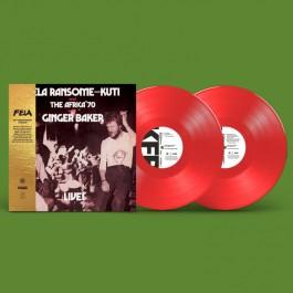 Fela Kuti - Live With Ginger Baker (Ltd. Edition Colored LP)