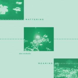 Dan Nicholls - Mattering and Meaning