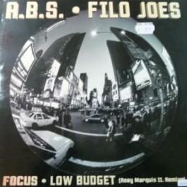 ABS - Focus • Low Budget (Roey Marquis II. Remixe)