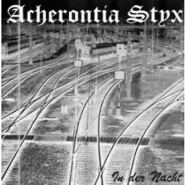 acherontia styx  - in der nacht