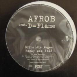 Afrob feat. D-Flame - Öffne die augen