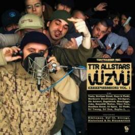 TTR Allstars - Vü z´vü - Kerkersessions Volume 1