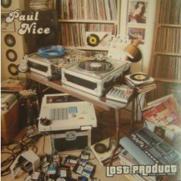 Paul Nice - Lost Product Vol. 1 CD