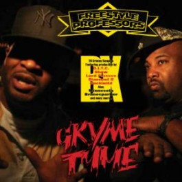 Freestyle Professors - Gryme Tyme