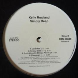 Kelly Rowland - Simply Deep
