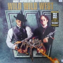 Various - Music Inspired By The Motion Picture Wild Wild West