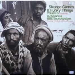 DJ Spinna - Strange Games & Funky Things 5