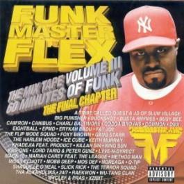 Funkmaster Flex - 60 Minutes Of Funk - The Mix Tape Volume III