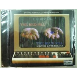 Funky DL - The Red And The Blue Pill vol. 2 The Reload