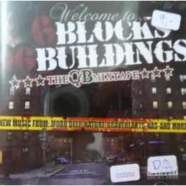 Q-Butta & Ric Rude - Welcome To... 6 Blocks 96 Buildings