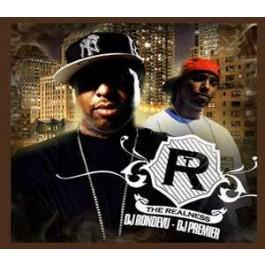 Dj Premier / DJ Rondevu - The Realness