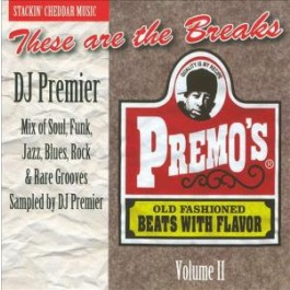 DJ Premier - These Are The Breaks
