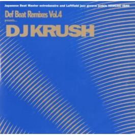 DJ Krush - Def Beat Remixes Vol. 4