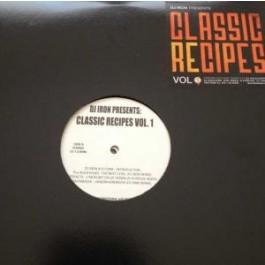 DJ Iron - Dj Iron Presents: 'Classic Recipes Vol.1'