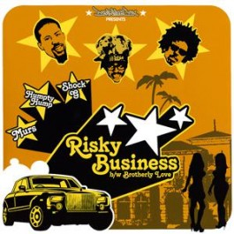 Murs - Risky Business / Brotherly Love