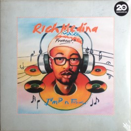 Various - Rich Medina Presents Jump N Funk