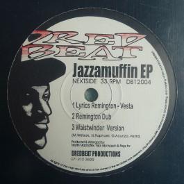 Dredbeat - Jazzamuffin EP